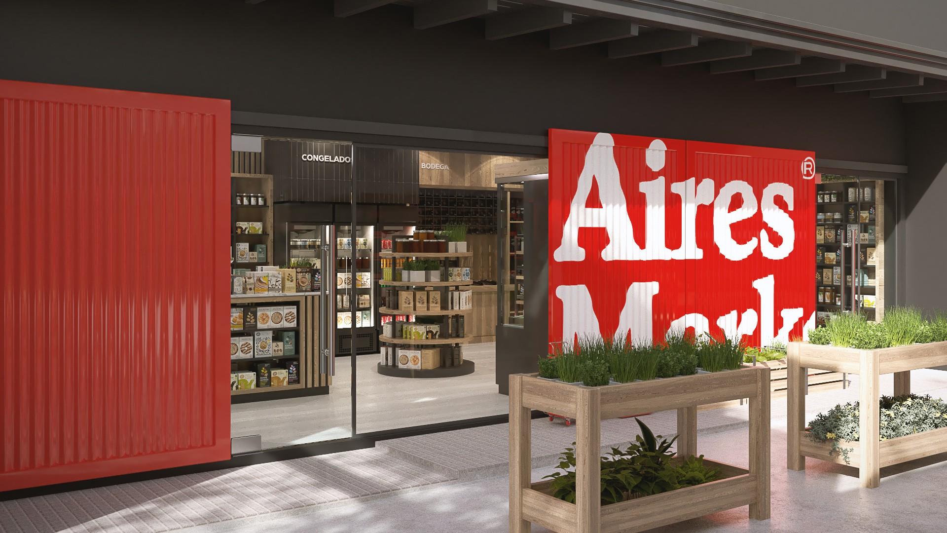 Aires Market